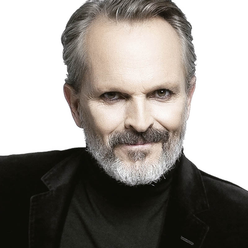 MIGUEL BOSÉ - 9 SEP
