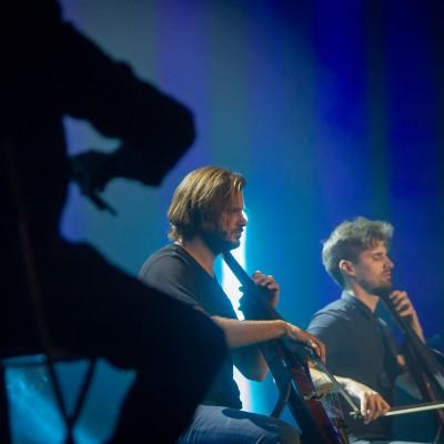 Mérida 21/09/2018 Stone&music. 2 Cellos. foto: Jero Morales. @jeromorlales