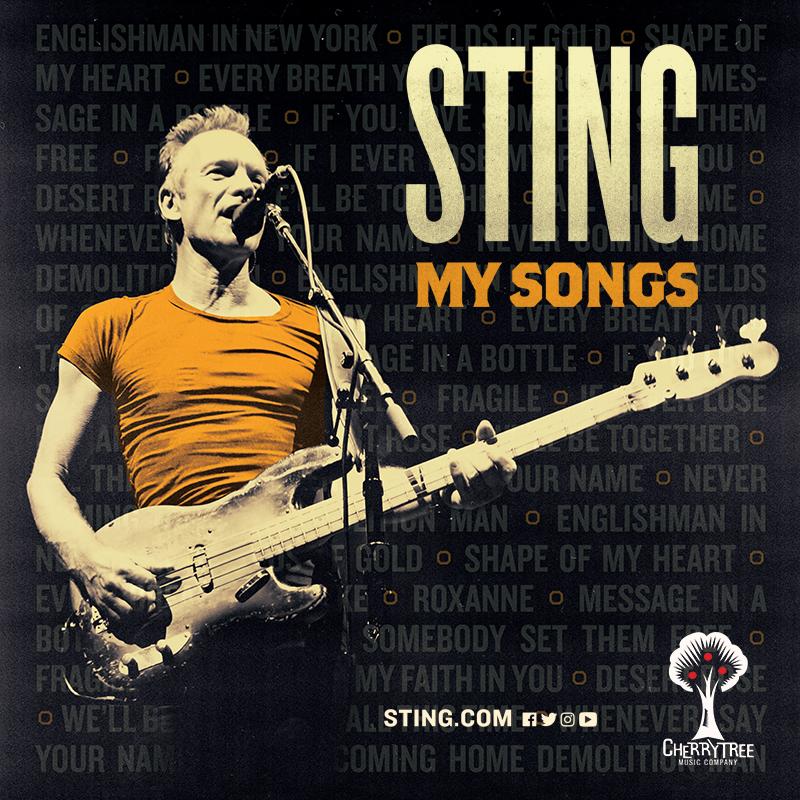 STING - 2 AGO