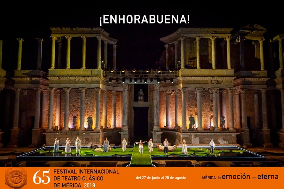 enhorabuena Festival medalla de extremaura_n