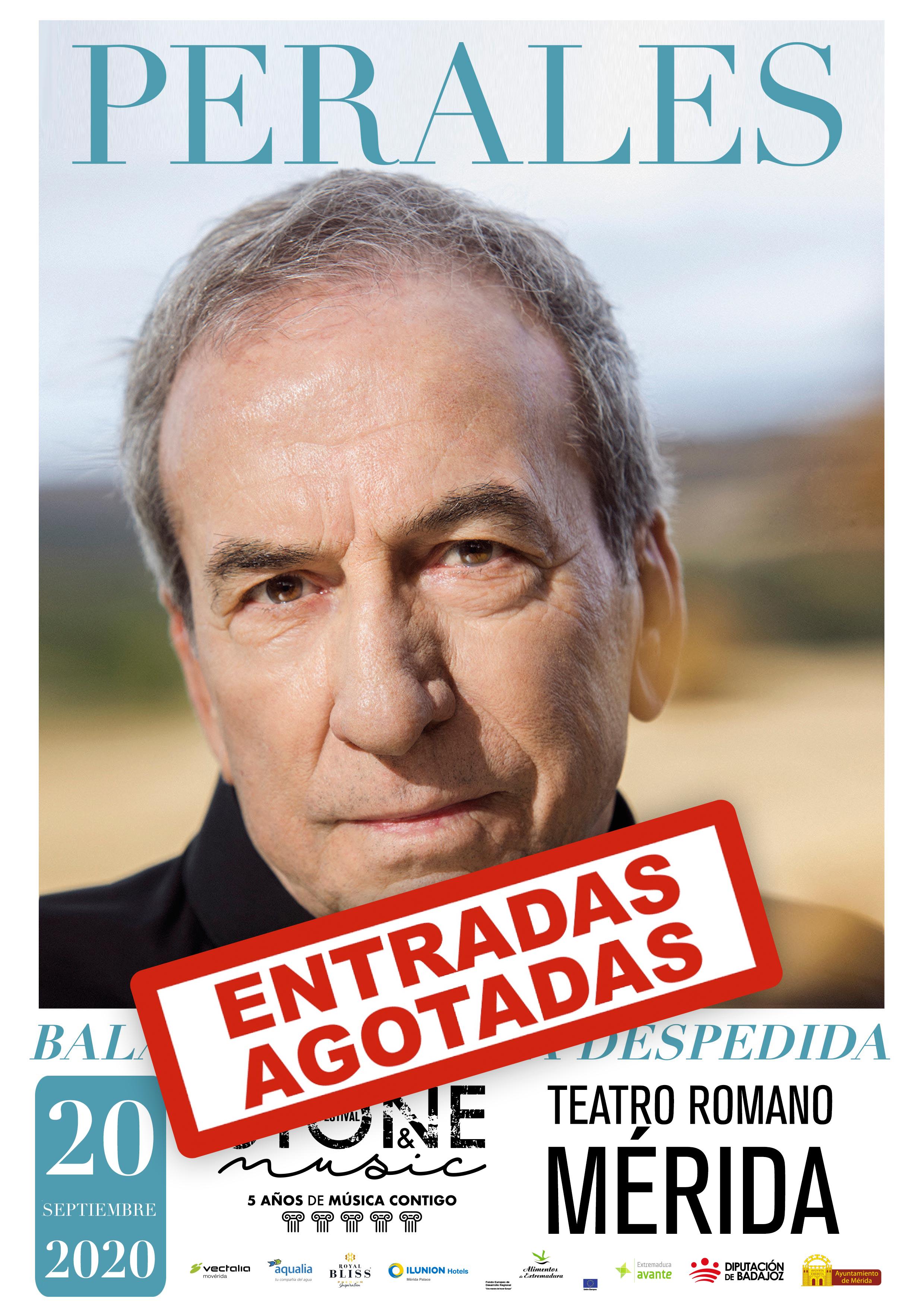 PERALES_ENTRADAS_AGOTADAS