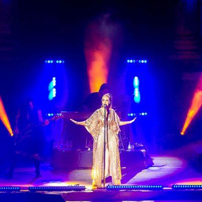 Stone Music 11/09/2020 VOL 1.- Mónica Naranjo . Foto / Jero Morales