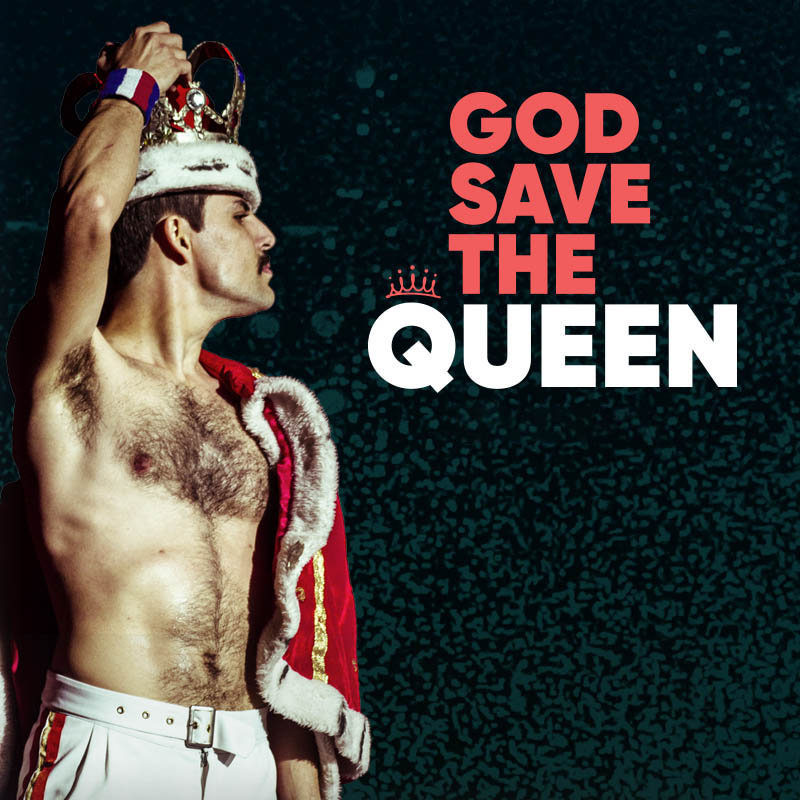 GOD SAVE THE QUEEN - 24 SEP