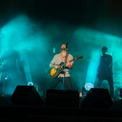 SATONE&MUSIC FESTIVAL 29/08/2021.- Teatro Romano de Mérida. Pablo Alborán. Foto/ Jero Morales